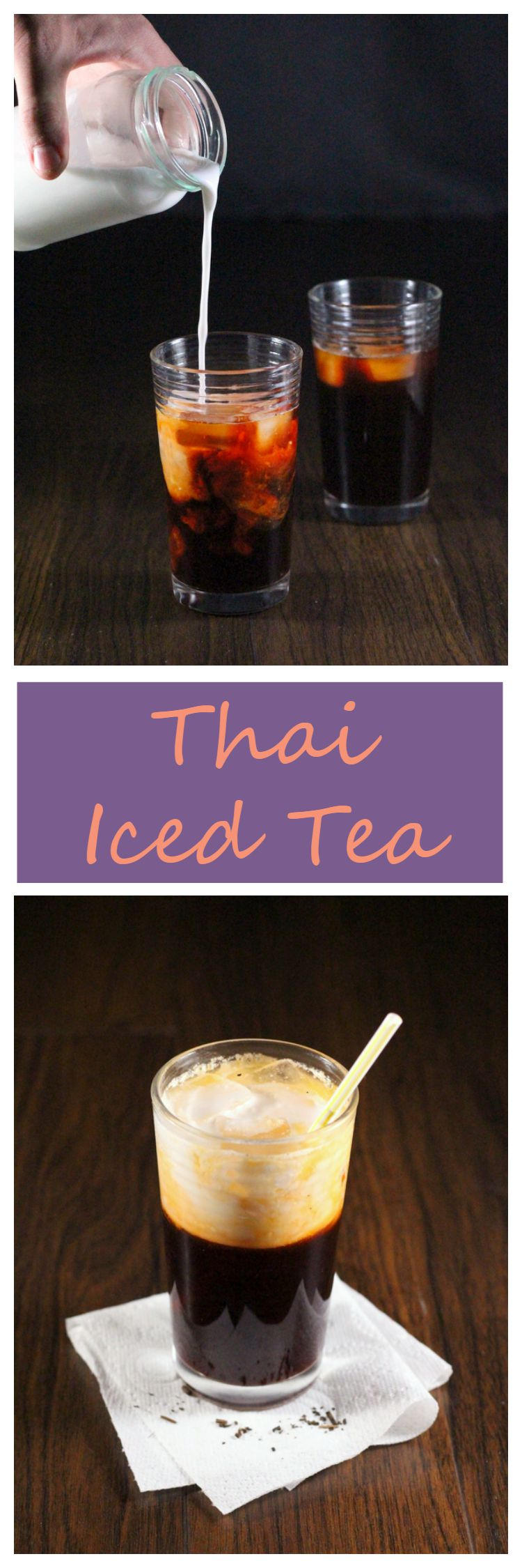 Thai Iced Tea Cooking Is Messy